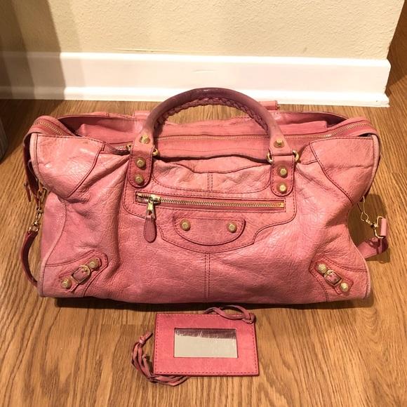 275933b05fd5 Balenciaga Handbags - Balenciaga Large City Bag